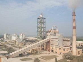 Nhà máy xi măng Hà Tiên 2 - Kiên Giang