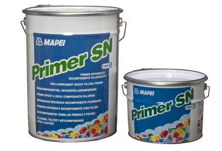 PRIMER SN - Đóng gói