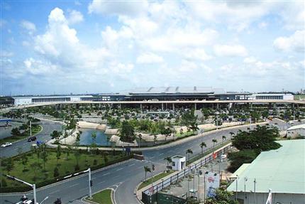 Sân bay quốc tế Tân Sơn Nhất - TP.Hồ Chí Minh
