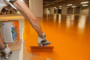 Sửa chữa và bảo vệ sàn công nghiệp