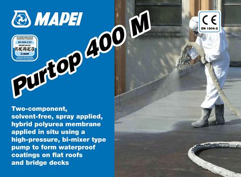 Purtop 400 M