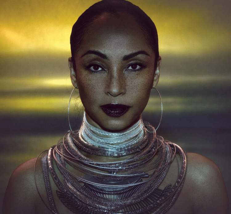 Photo de la chanteuse Sade