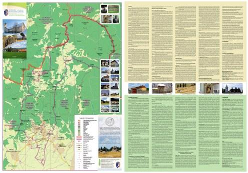 Estelnic Harta + Monografie