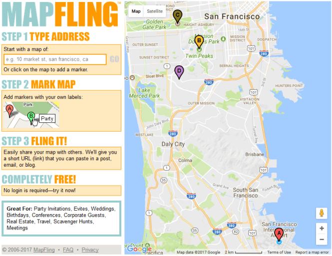 Mapfling
