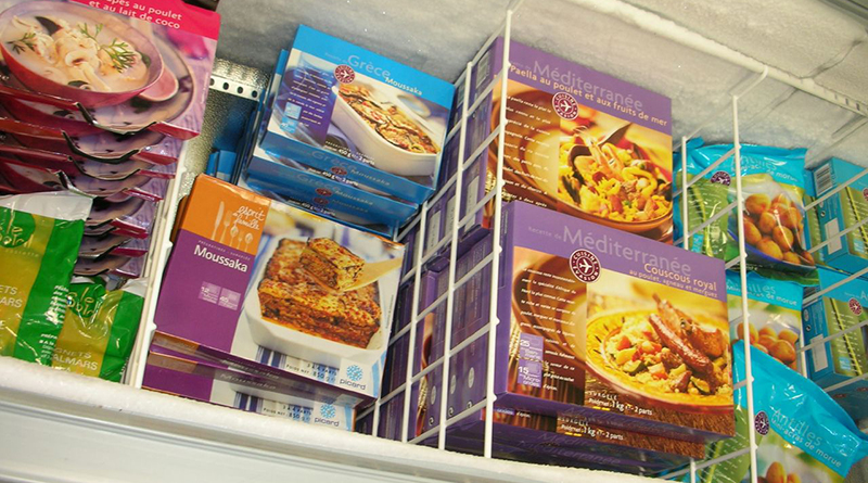 How Not To Pack Frozen Food on a Flight via @maphappy