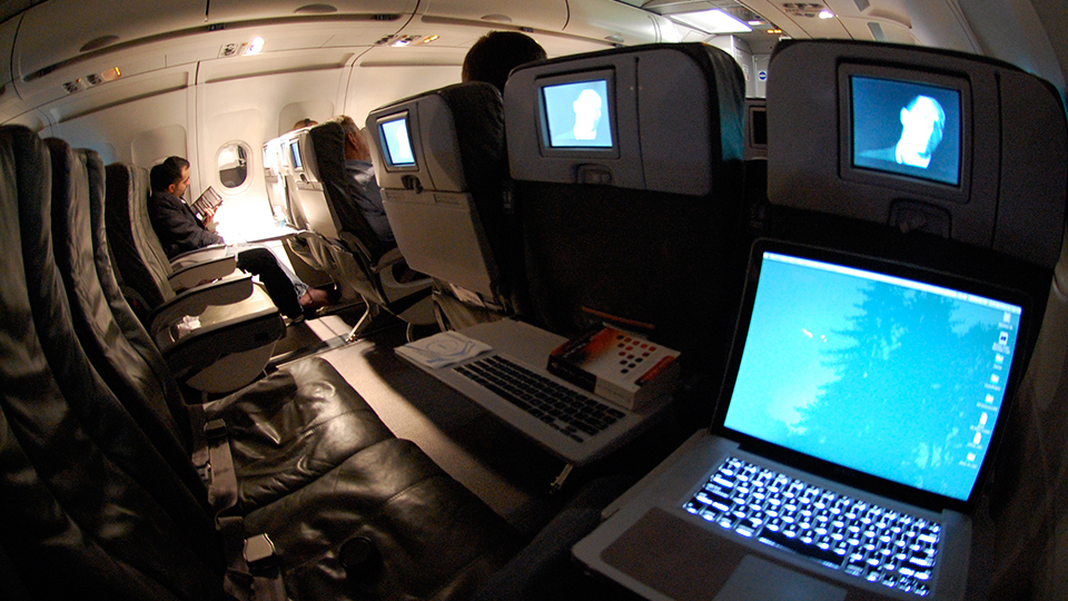 Why In-Flight Wi-Fi Means the End of Business Travel via @maphappy