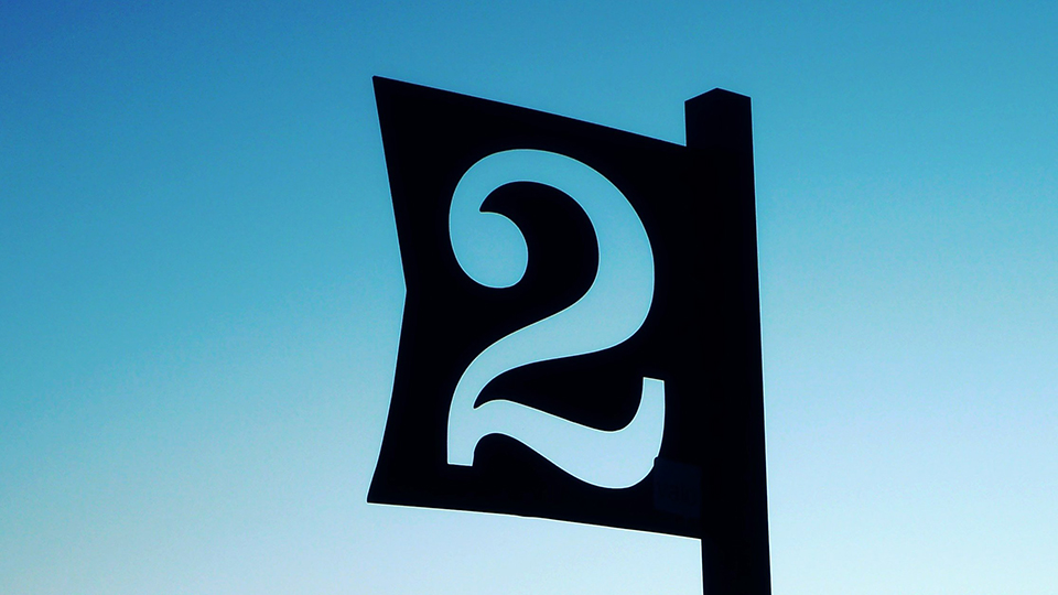 "Say It Right: The Number ""Two"" via @maphappy"