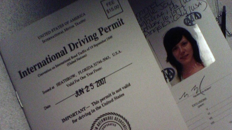 When to Get an International Driving Permit via @maphappy