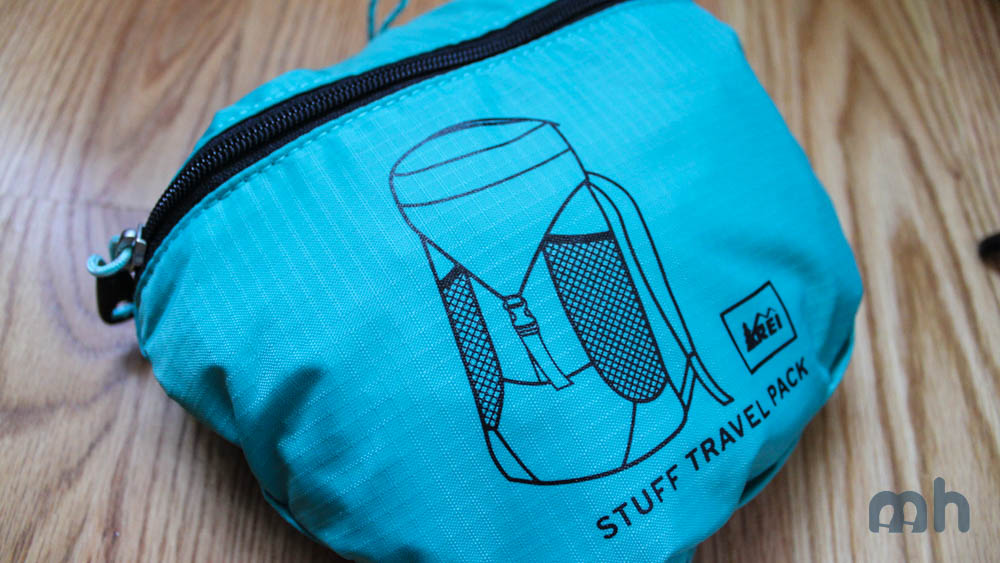 The REI Stuff Travel Bag Is Collapsible and Fantastic via @maphappy