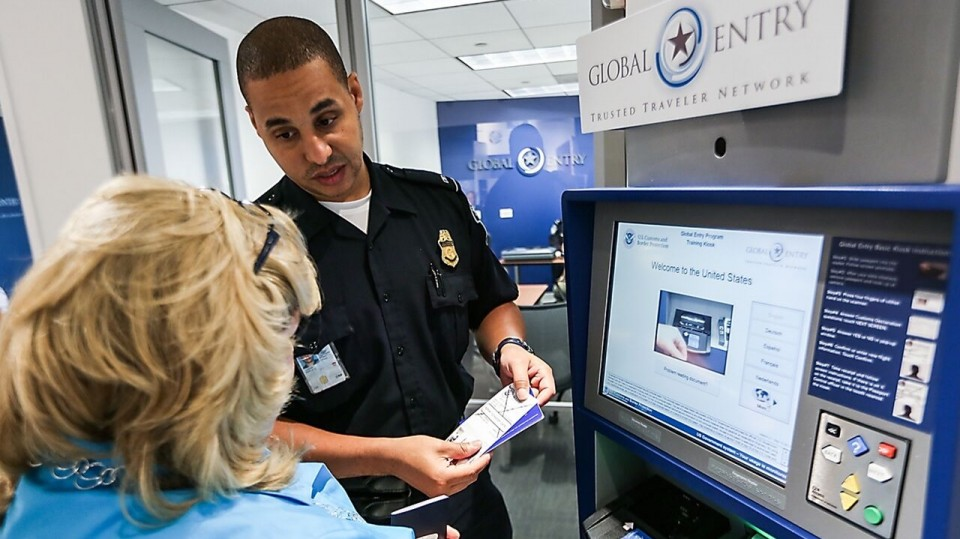 Can I Bring Someone Else Through Global Entry? via @maphappy