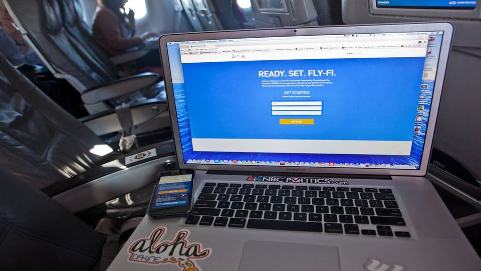This Is Exactly How Much In-Flight Wi-Fi Will Cost You via @maphappy