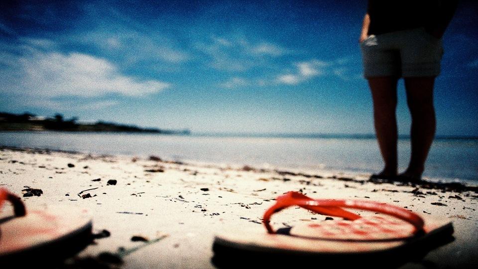 Getting beachy. (Reinis Traidas / Flickr)