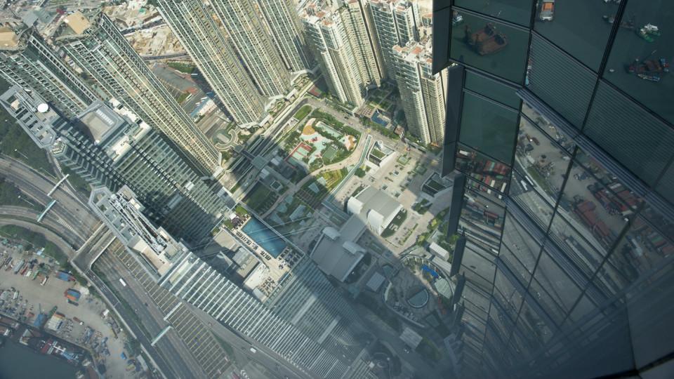 Urban jungle. (Barbara Willi / Flickr)
