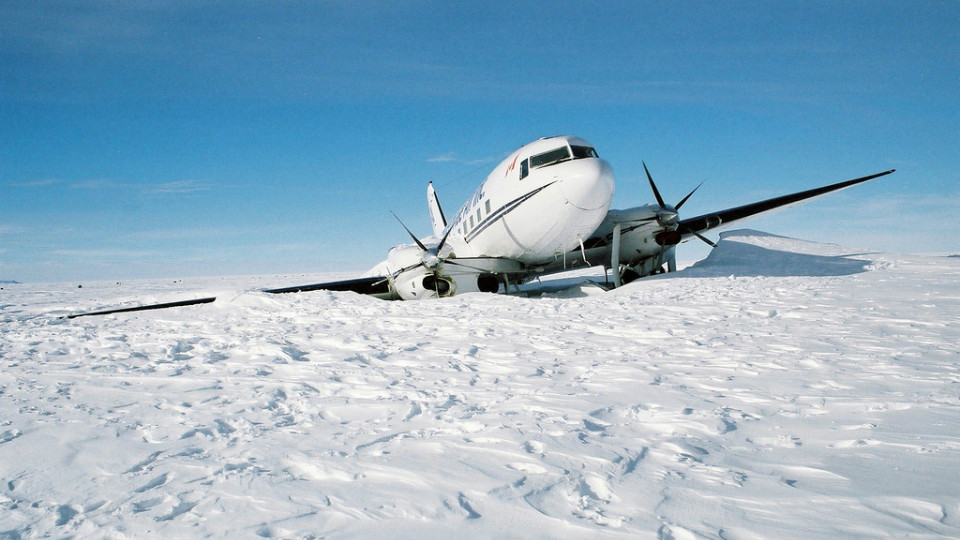 How to Travel During a Snowpocalypse via @maphappy
