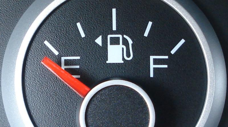 Image result for gas pump arrow fuel gauge
