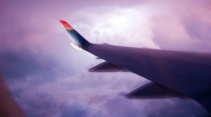 When Lightning Strikes Airplanes