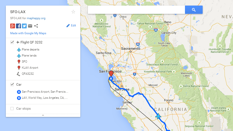 Is It Better To Drive or Fly Short Distances? via @maphappy