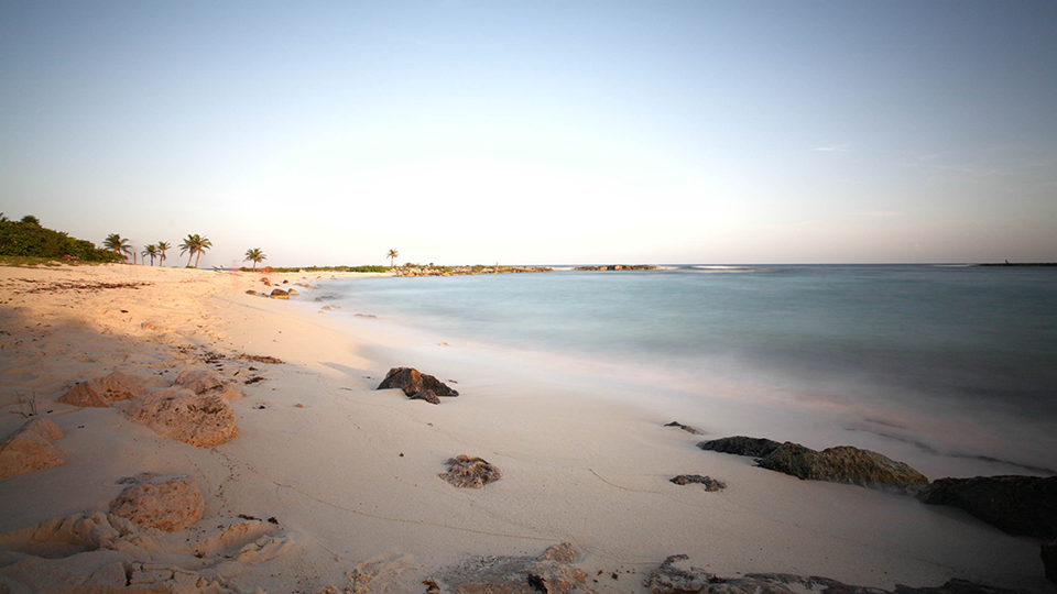 Of course there's the Riviera Maya too. (Joe Hunt / Flickr)