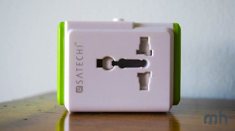 The Satechi Travel Router Is the Jack-of-all-Trades Power Adapter That Kicks Ass
