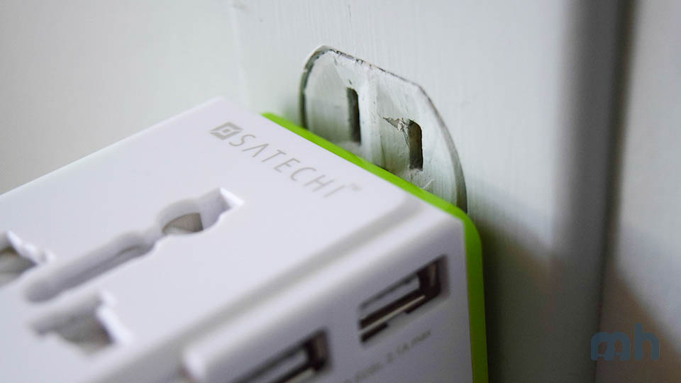 Closeup of the second port it's obscuring.