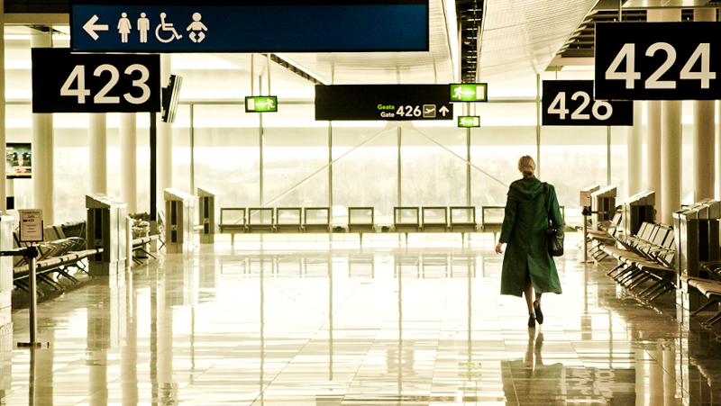 Dude, You Can Leave the Winter Coat at the Airport via @maphappy