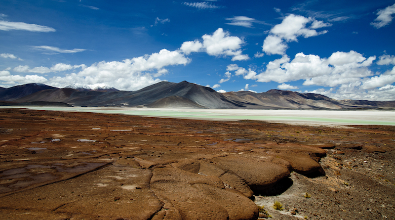The Driest Place on Earth (and How To Get There) via @maphappy