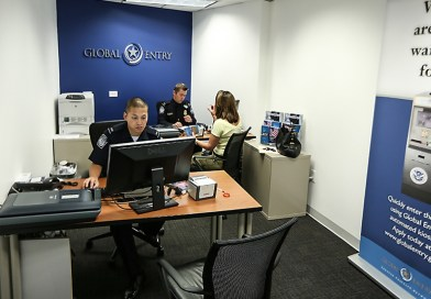 The Process of Renewing Global Entry