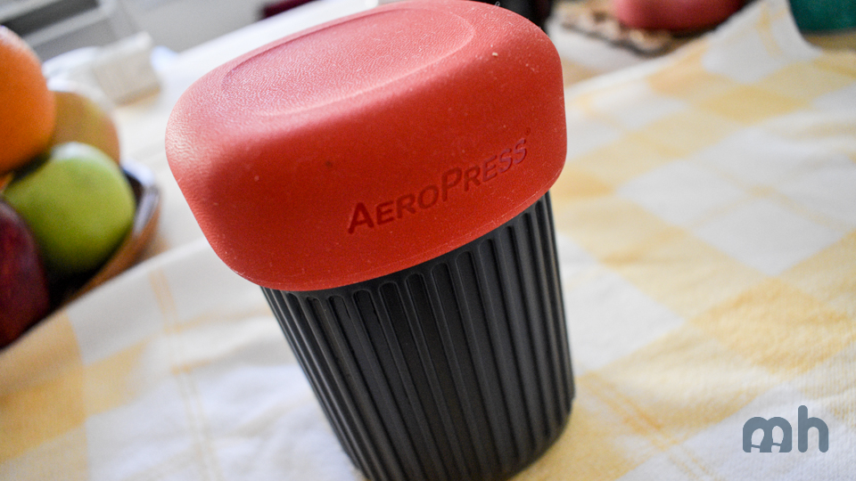 Review: The AeroPress Go Is the Better AeroPress (Even If You Don't Travel) via @maphappy