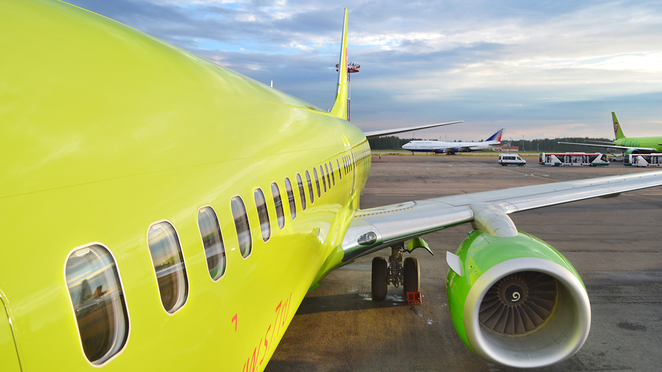 Russian Airline S7 Airlines Is Offering Miles for Staying at Home via @maphappy