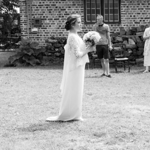 lance bouquet mariage