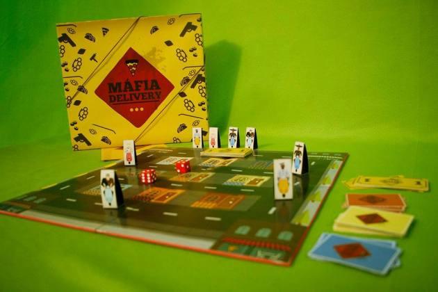 Board Game Fucapi - Mapingua Nerd (21)