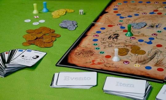 Board Game Fucapi - Mapingua Nerd (34)