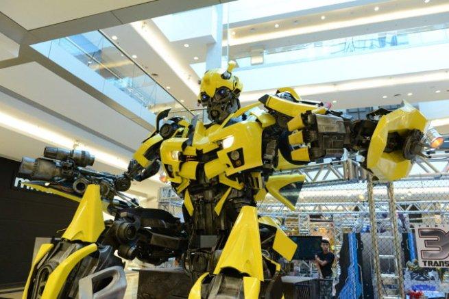Exposição Transformers Sumauma - Mapingua Nerd (1)