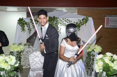 Casamento - Star Wars Manaus (2)