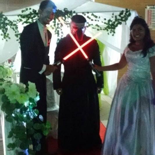 Casamento - Star Wars Manaus (3)