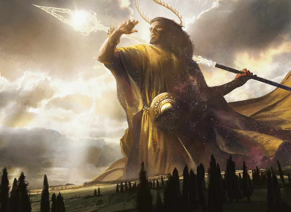 Heliod-God-of-the-Sun-MtG-Art