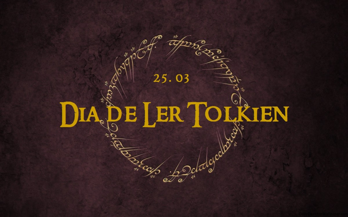 10 coisas pra fazer no Tolkien Reading Day além de ler