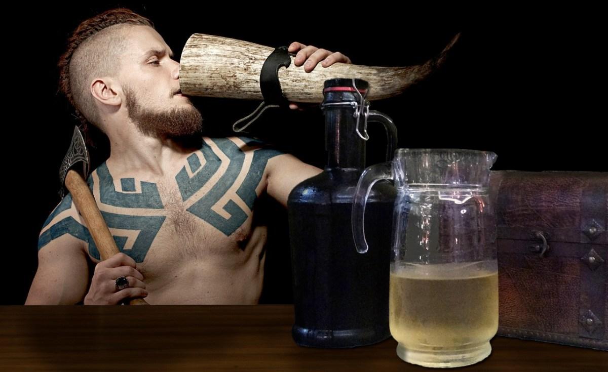 Hidromel - beba como um Viking! | Receitas Épicas