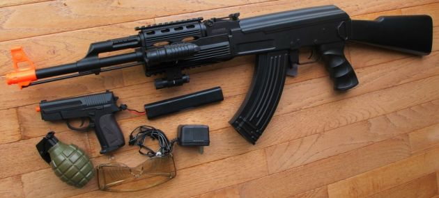 MN - AK47