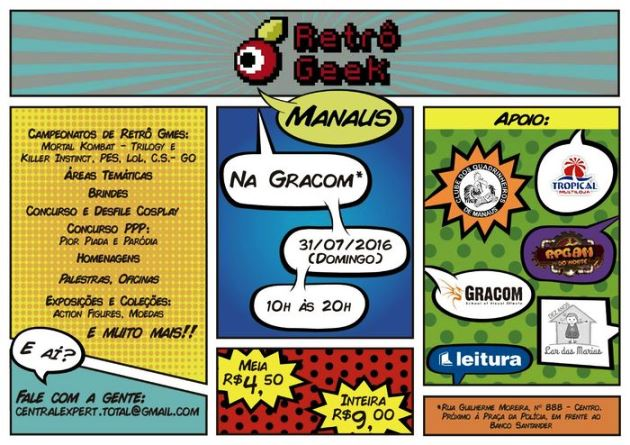 MN - RETRÔ GEEK