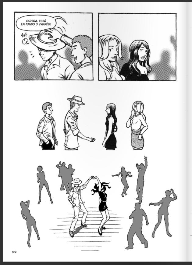 MN - Amazonia em Quadrinhos (página)