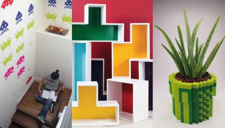 Beco Diagonal | 8 Ideias fodas e baratas para decorar a casa de um gamer