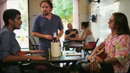 Cena da websérie Largo São Sebastião