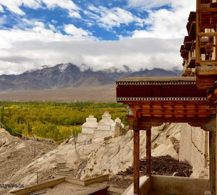 shey palace_ladakh_india