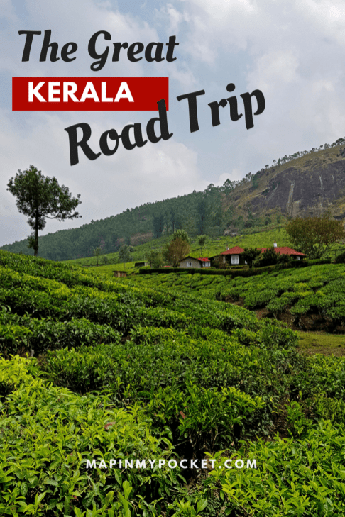 The Great Kerala Road Trip includes the Kerala Blog Express Itinerary for a 2 week road trip in Kerala.