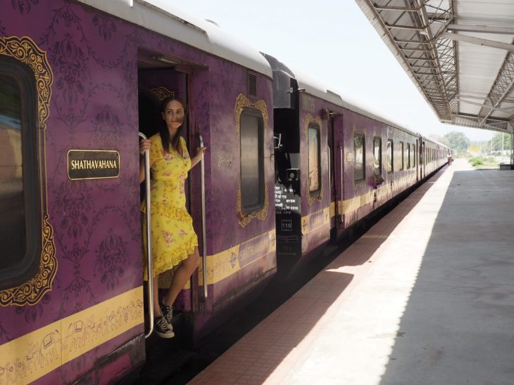 Blogger Review of Golden Chariot Train
