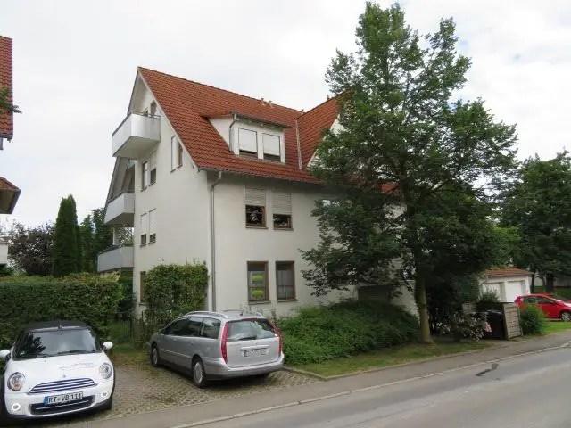 4-Zimmer Wohnung zum Verkauf, 72127 Kusterdingen-Mähringen Mapio.net