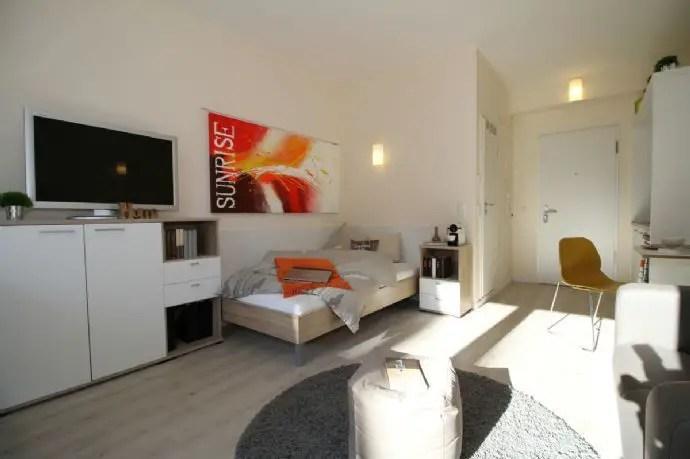 1 Zimmer Wohnung Zu Vermieten Memmingerstrasse 33 37 89231 Neu Ulm Kreis Neu Ulm Mapio Net