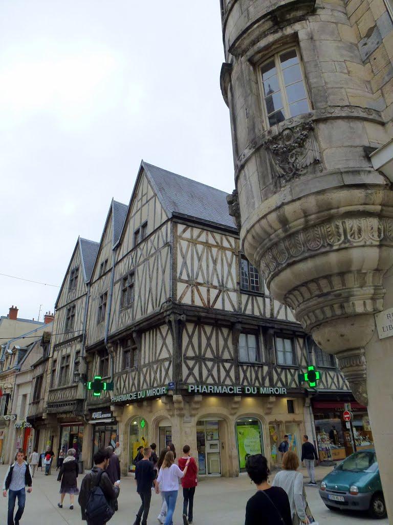 Ctre Ville 21000 Dijon France Mapio Net