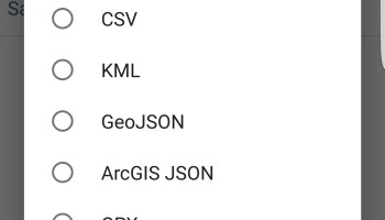 Import Layer with attributes (SHP, geojson only) - mapitGIS